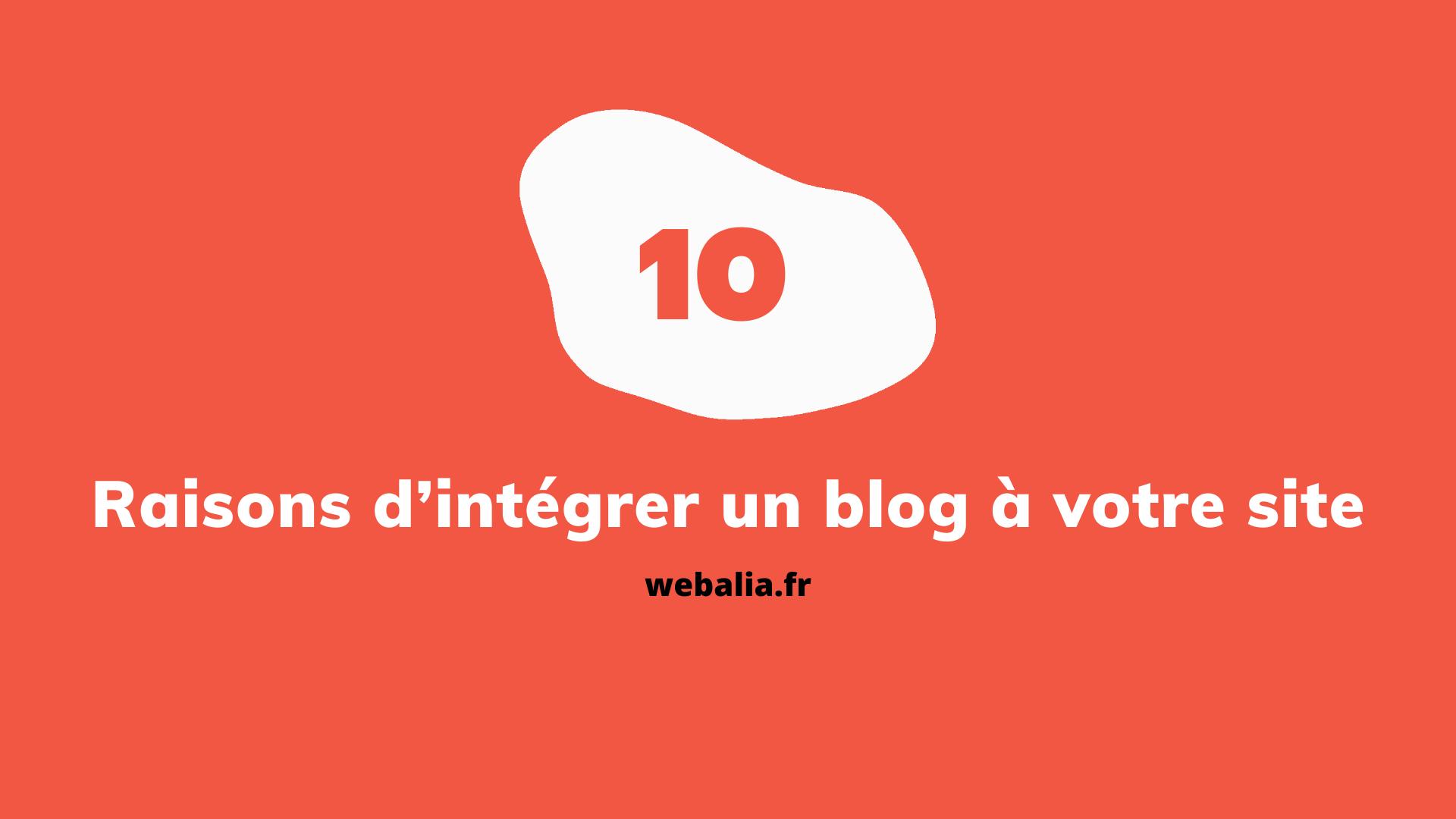 pourquoi avoir un blog