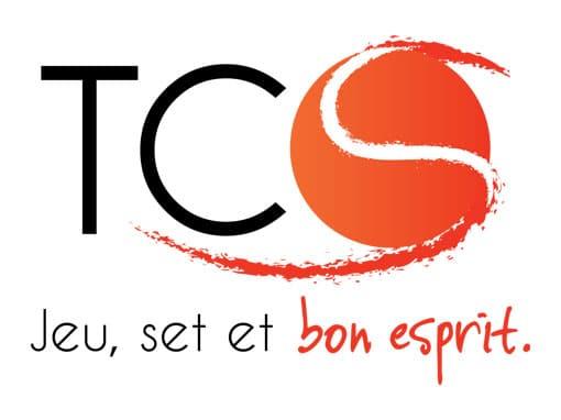 Logo TCS - Création de site web pour le tennis club de Strasbourg