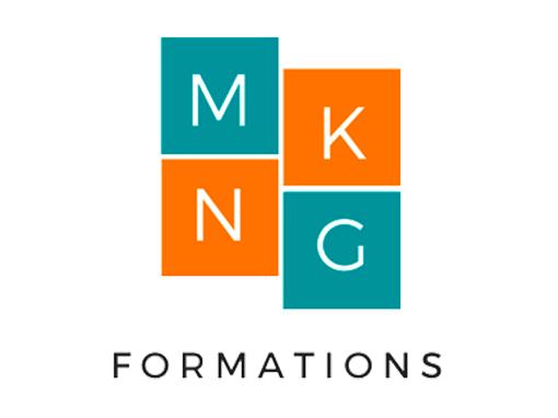 logo MKNG Formation - Création de site pour le centre de formation pour les kinésithérapie