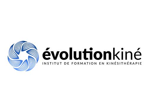 Logo evolution kine - Site internet pour les kinés