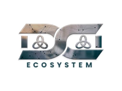logo création de site ecosystem