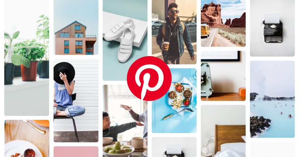 Trouver des images gratuite sur Pinterest